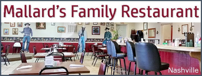 Mallard's Family Restaurant - Nashville Meat and Three Restaurant